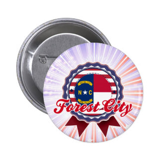 Forest City NC Button