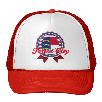Forest City, NC Mesh Hat
