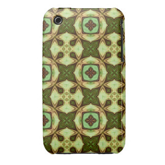 Forest Colors Digital Art Abstract iPhone 3 Covers