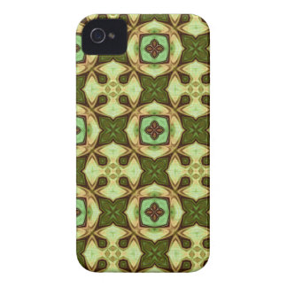 Forest Colors Digital Art Abstract iPhone 4 Case-Mate Cases