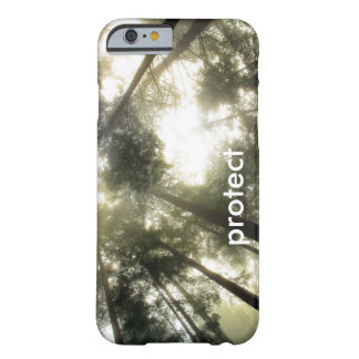 Forest Communion- protect Barely There iPhone 6 Case