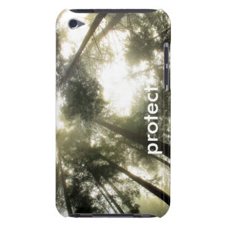 Forest Communion- protect Barely There iPod Case