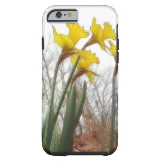Forest Daffodils Tough iPhone 6 Case
