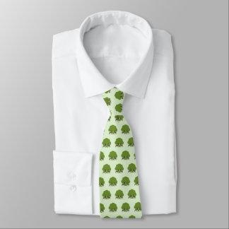 Forest Deer Tie