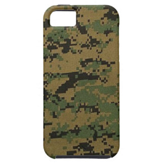 Forest Digital Camouflage iPhone 5 Case