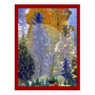 Forest Dreams Postcard