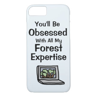 Forest Expertise Phone Case