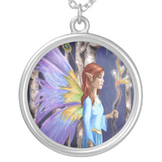 Forest Fairy Necklace Fairy Jewelry