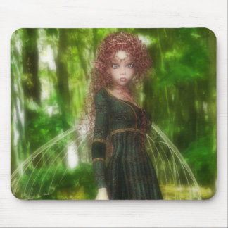 Forest Fairy Princess Mouse Mat