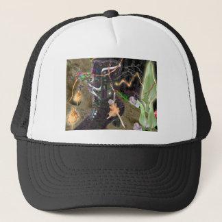 forest feast trucker hat