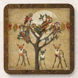 Forest Festivities Coaster