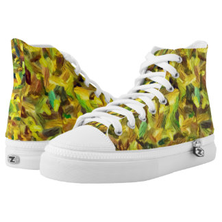 Forest Floor High Tops