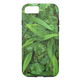 Forest Floor, Quinault Rain Forest, Olympic NP, iPhone 8/7 Case