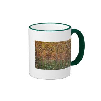 Forest Floor Ringer Coffee Mug