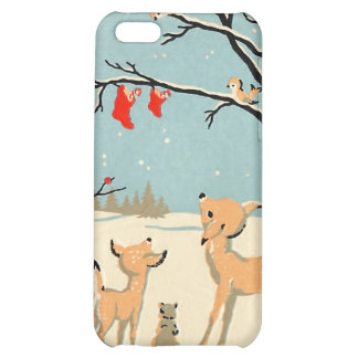 Forest Friends iPhone 5C Case