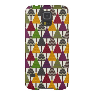 forest geo trees light galaxy s5 covers