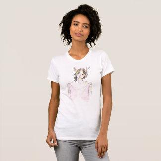 Forest Girl Tshirt
