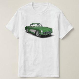 Forest Green 56-57 StingVetteRay t-shirt