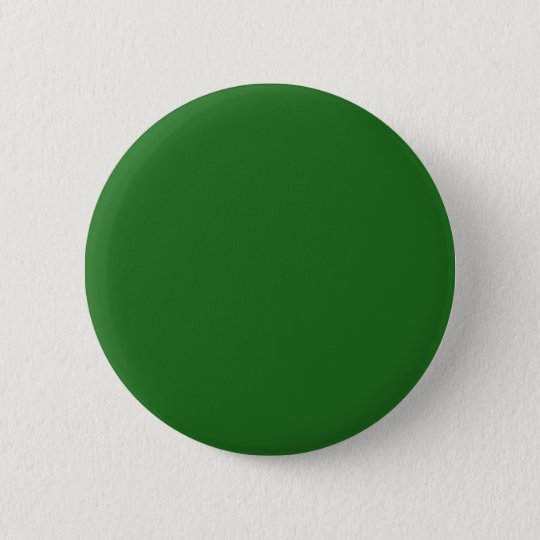 Forest Green 6 Cm Round Badge