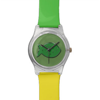 Forest Green Fish Watch