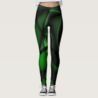 Forest Green Leggings