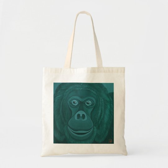 Forest Green Orangutan