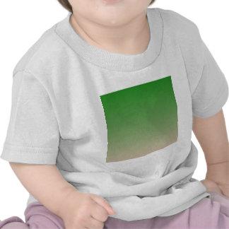 Forest Green to Dark Vanilla Horizontal Gradient T Shirt