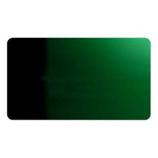 Forest Green Unusual Visual Identifiers Biz Card Pack Of Standard Business Cards