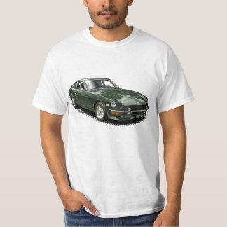 Forest green Vintage Classic Z-Car T-Shirt. T-Shirt