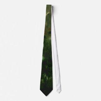 FOREST GREENS by SHARON SHARPE Tie