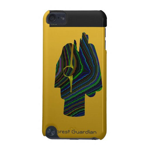 Forest Guardian iPod Touch 5G Covers