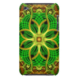 Forest Heart Mandala iPod Touch Covers