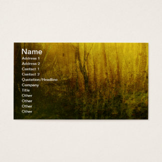 Forest II Business Cards