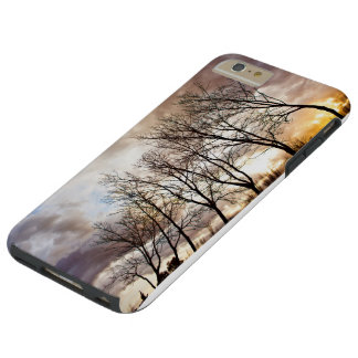 Forest in Autumn Tough iPhone 6 Plus Case