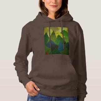 Forest jumper hoodie