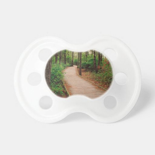 Forest Life Trail Assateague Berlin Maryland Baby Pacifier