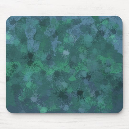 Forest Light Mouse Mat