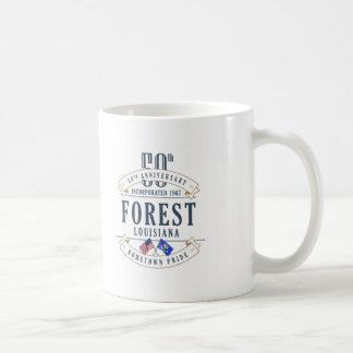 Forest, Louisiana 50th Anniversary Mug