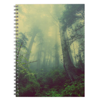 Forest Mist Note Pad Notebooks