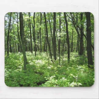 Forest Mouse Mat