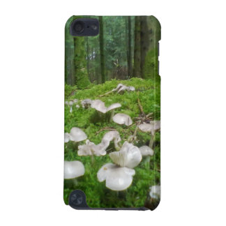 Forest mushroom iPod touch (5th generation) covers