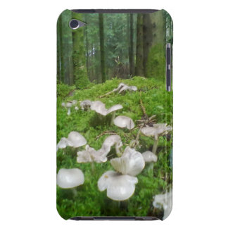 Forest mushroom iPod touch Case-Mate case