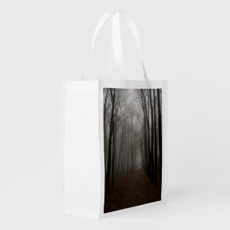 FOREST (NATURE PHOTOGRAPH) Reusable Grocery Bag