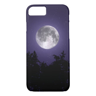 Forest Night Sky iPhone 8/7 case