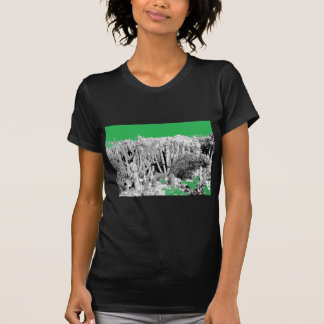 Forest of Cacti Tshirts