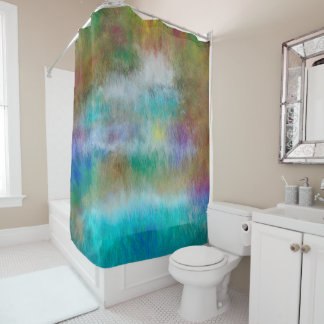 Forest of Desire 71x71 Shower Curtain