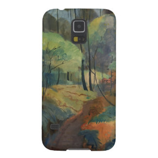 Forest Path, 1920 Galaxy S5 Cases