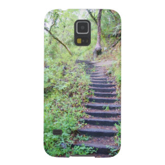 Forest path galaxy s5 cases