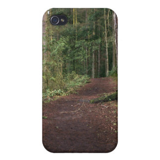 Forest Path iPhone case Cover For iPhone 4