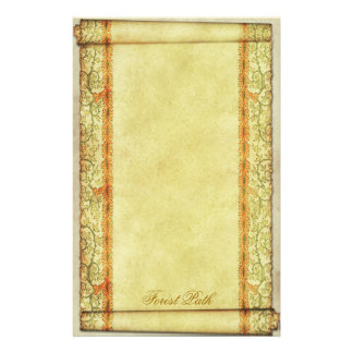 Forest Path - Medieval Stationery